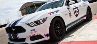 Ford Mustang Challenge 2017 promo video